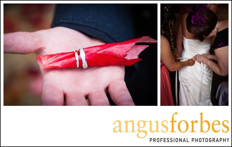 Forbes of Kingennie photographer 0522 Fernie Castle Wedding Sarah and Neil
