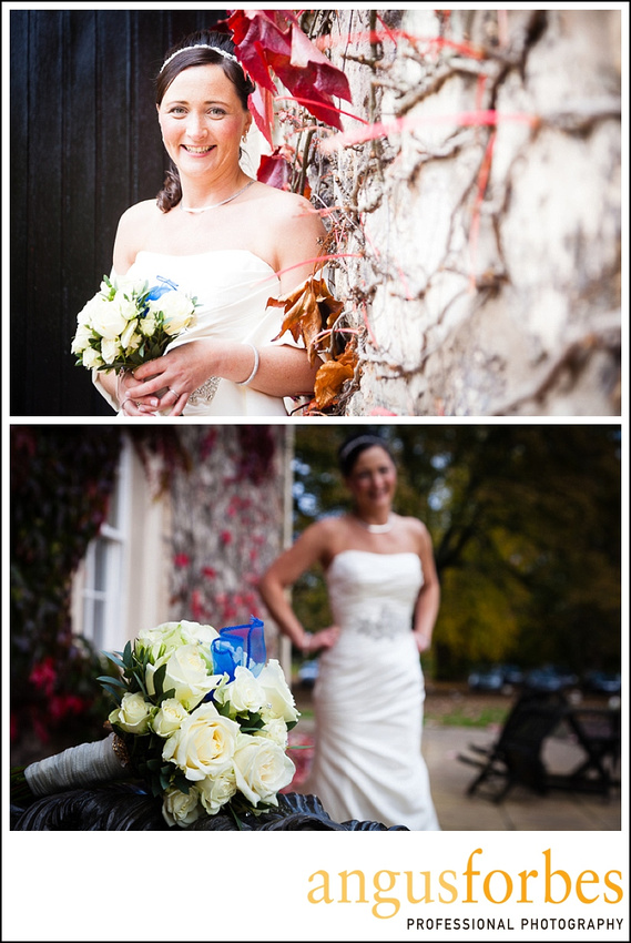Forbes of Kingennie photographer 0529 Fernie Castle Wedding Sarah and Neil