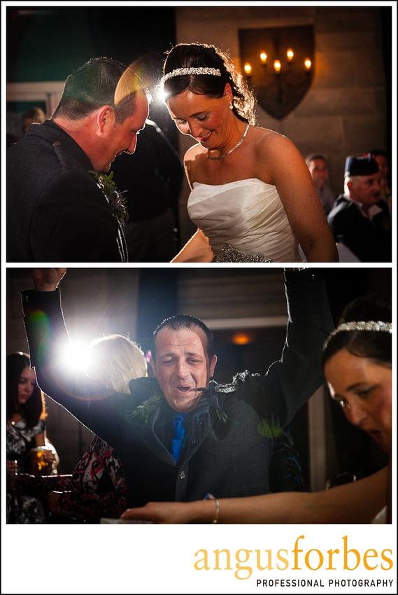 Forbes of Kingennie photographer 0534 Fernie Castle Wedding Sarah and Neil