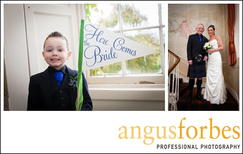 Forbes of Kingennie photographer 0524 Fernie Castle Wedding Sarah and Neil